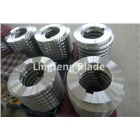 Metal Working Knives/Slitting Knife for Cold/Hot Rolling Sheets Cutting