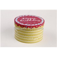 Pretty round cylinder  gift box for hot sale in China