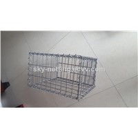 Welded Gabion Box for River Bank and Road Protection Factory
