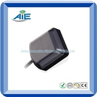 GPS active antenna with SMA/MCX male connector RG174 cable