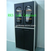 Best supplier fire resistant laboratory furniture vessel cabinet medical chemical storage cabinet