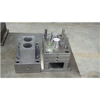custom oem injection plastic cup mould