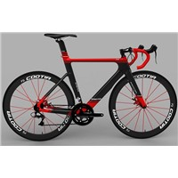 V or Disc brake newest style Pneumatic break wind carbon road frame