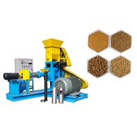 Floating Fish Feed Machine