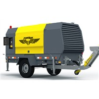 New Style! Multi Stages Mobile High Pressure Compressors
