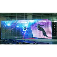 P7.5X8mm glass led display xxx prices indoor led advertising video screen