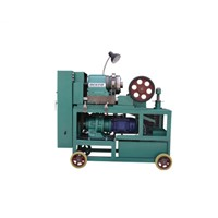 Semi-automatic Rebar Thread Cutting Machine