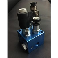 Hydraulic lift valve set ET-02-AC220V
