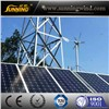 off grid cctv power supply high efficient wind generator