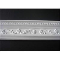 Polyurethane (PU)  Caving Cornice Crown Moulding