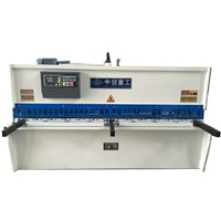 QC12K 16*3200mm sheet iron cutting machine,16mm carbon plate shears with high speed