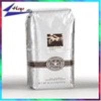 stand up plastic coffee bag / instant coffee powder bag/custom bags for packing coffee