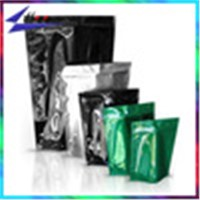 stand up zipper coffee pouch/aluminum foil coffee bags /coffee packing bag
