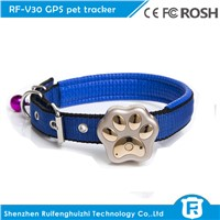 wifi anti-lost gps dog collar waterproof mini gps tracker for cat