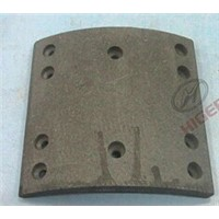 Rear friction plate for HIGER bus parts &  car parts