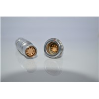 FGJ 2B 8 pin electrical male female plug FGJ.2B.308.CLLD