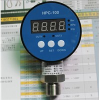 HPC-100 Digital pressure gauge with RS485 output signal