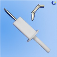 IEC61032 figure2 test probe B IP2x Jointed finger probe