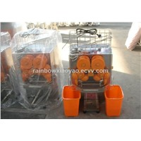 High Efficiency Orange Juice Making Machine