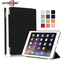 Hot sales fashion Cases Smart Cover With Automatic Sleep & Wake up for iPad Air2