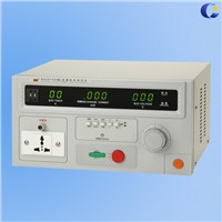 Digital Leakage Current Tester