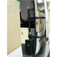 Pneumatic Rotary Door System for Coaches