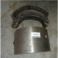 brake shoe for HIGER bus parts &  car parts