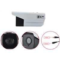 2015 Newest technology !!! 1.0Megapixel HD AHD color day and night cctv camera,Without IR leds