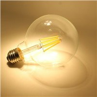 B22 E27 10W Vintage LED Filament Light G95 LED Bulbs with ETL