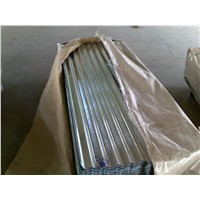 High Quality Zinc Coated Corrugated Galvanized Steel Sheet