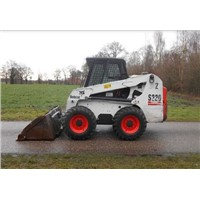 Used Bobcat Wheel Skid Steer Loader S220