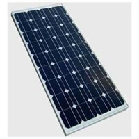 Factory Wholesale 100W Solar Panel Monocrystalline PV Module