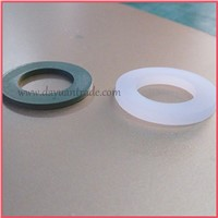 Silicone Rubber Gasket/O-Ring/Oil Seal/Rubber Seal With ISO9000:2000