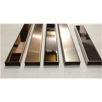 Inside Corner Metal Stainless Steel Tile Trim