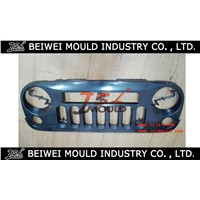 Car Plastic grille mould