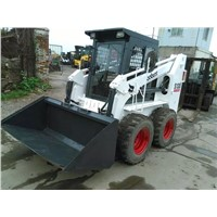Used Bobcat Wheel Skid Steer Loader S130