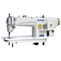 Zoyer Computer Lockstitch Industrial Sewing Machine with Direct Drive (ZY8700D)