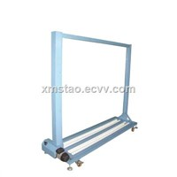 Automatic Fabric Loader Fabric Roll Lifter Crane for Fabric