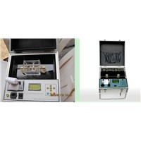 IIJ-II Series Fully Automatic Transformer Oil Tester for 80 KV