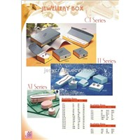 Series of jewelry packagings
