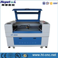 Good sale wood,acrylic Laser engraving machine 900*600mm