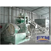 High Quality Coal Dust Briquette Machine/Hot Sale Coal Briquetting Machine