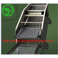 vibrating screen mesh /crusher screen/vibrating screen factory