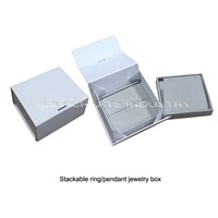 stackable jewelry gift box