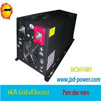 4000W-6000W W7 Series Inverter&charger