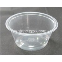 Disposable cup water cup soup cup