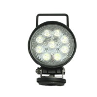 27W Epsitar LED Round Heavy Duty Powered Work Light with Handle No.ZXE327H