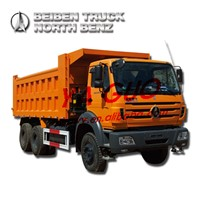 BEIBEN Inventory 6X4 TIPPER TRUCK/ DUMP TRUCK FOR SALE