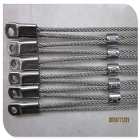 Customized Ferrule Style Stainless Steel Cable Mesh