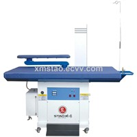 Ironing Machine with Boiler Industrial Vacuum Suck Iron Stand